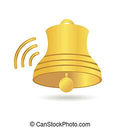 campana de oro