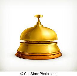 campana de recepción