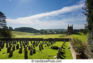 campden, logias, cementerio, lasca