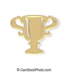 campeón, icono