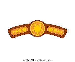 campeonato, campeão, tournament., boxe, lutas, distinção, ganhar, belt.