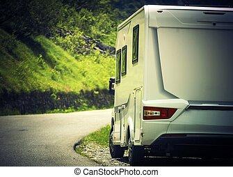 Camper Camping Vacation