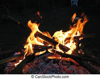 Campfire - Camp-fire