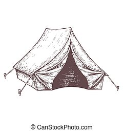 Camping and tourism equipment