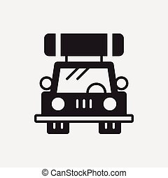 camping car icon