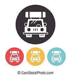 camping car icon