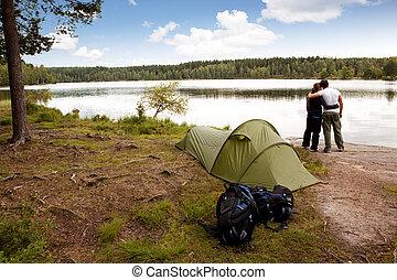 camping, per, see