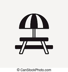 Camping Tables icon