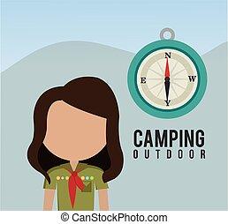 Camping travel and vacations. - Camping travel and...
