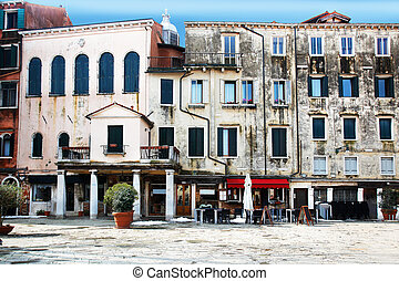 Campo del Ghetto Novo Venice - Campo del Ghetto Novo in ...