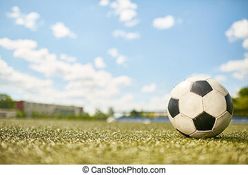 campo, esfera football