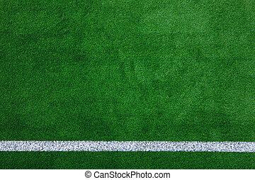 campo, fundo, esportes
