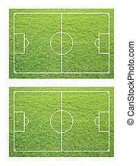campo, futbol