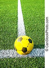 campo, futebol americano futebol