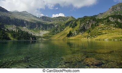 Campo lake