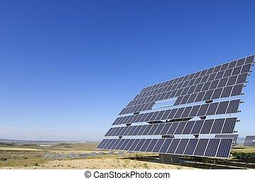 campo, solar