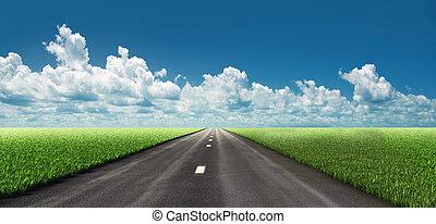 campos, estrada