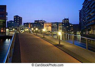 Campus bridge