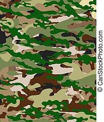 camuflagem, fundo
