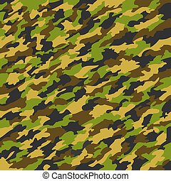 camuflagem, textura