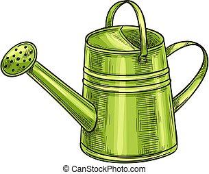 can., 花園, 上水, 金屬