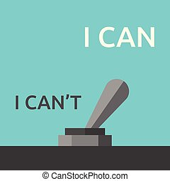 Can and can't switch