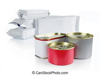 can container versus plastic container