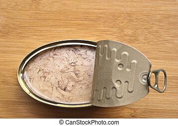 Can of Tuna