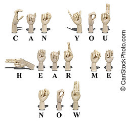 Can You Hear Me Now in Sign Language - Can You Hear Me Now...