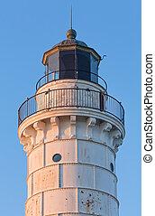 Cana Island Lighthouse Top