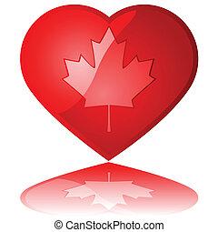 canadá, amor
