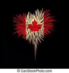 canadá, day., bem-vindo