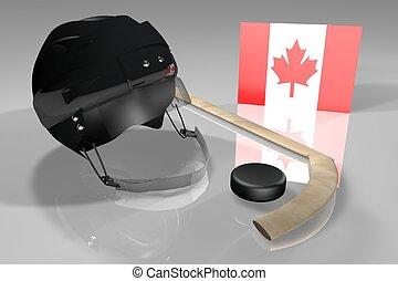 canadá, hockey