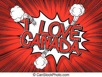 canada, amore
