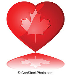 canada, amour