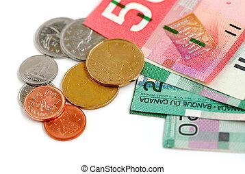 canada, argent