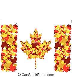 canada, automne