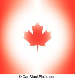 Canada background canadian flag