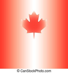 Canada background canadian flag