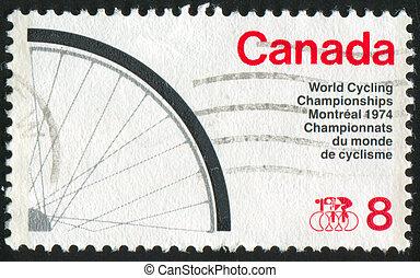 Cycling Emblem
