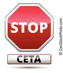 canada, comprehensive, -, accord, commercer, économique, ceta, entre, union., européen