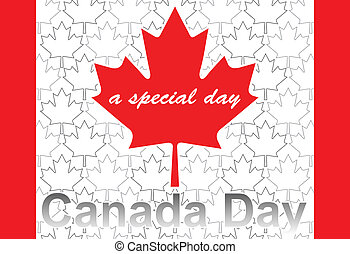 Canada day a special day