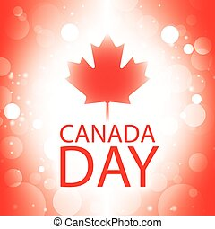 Canada Day banner
