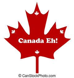 Canada Eh!  - Canada eh great logo, brand, branding