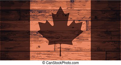 Canada Flag Brand