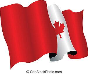 canada flag - national flag of canada