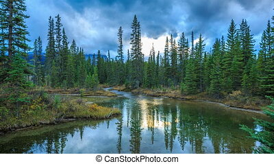 canada, nature
