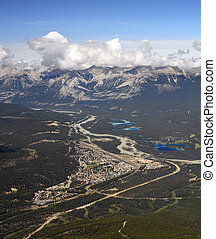 canada, parco, nazionale,  -, diaspro