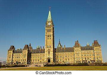 canada, parlement, ottawa