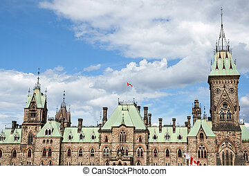 canada, parlement